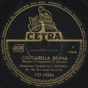 Ciociarella bruna
