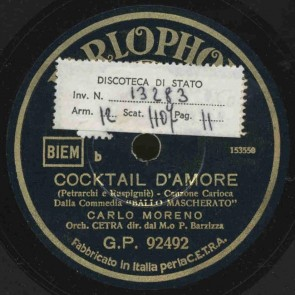 Cocktail d'amore