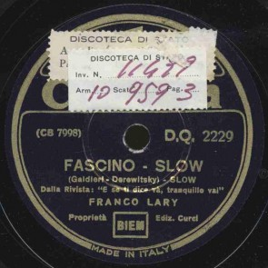 Fascino slow