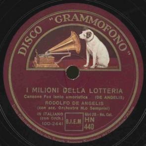 I milioni della lotteria