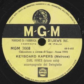 Keyboard kapers