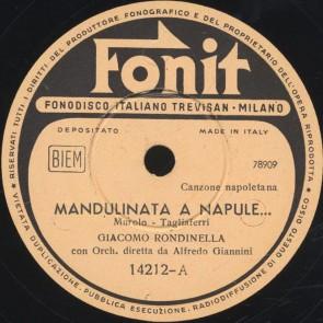Mandulinata a Napule