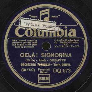 Oela, Signorina