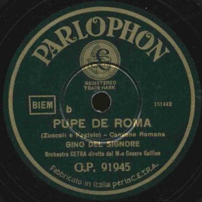 Pupe de Roma