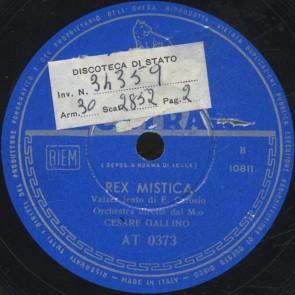 Rex mistica