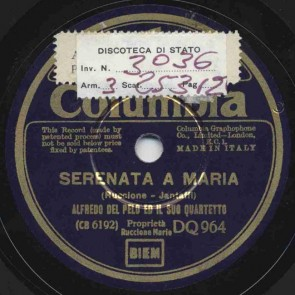 Serenata a Maria