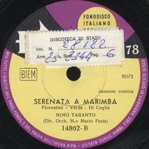 Serenata a Marimba