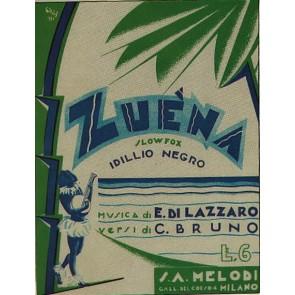 Zuena (Iddilio Negro) cover