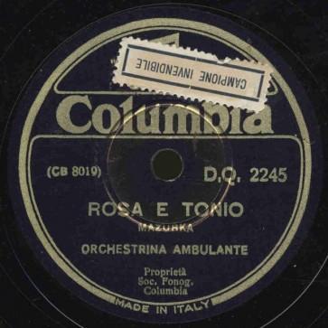 Rosa e Tonio