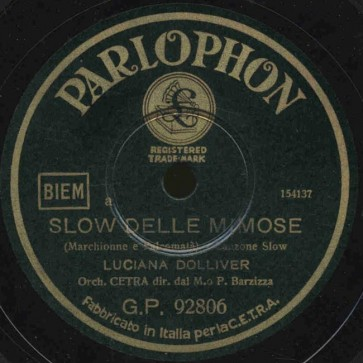 Slow delle mimose