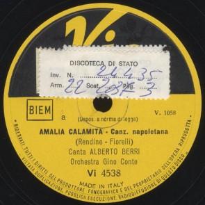 Amalia Calamita