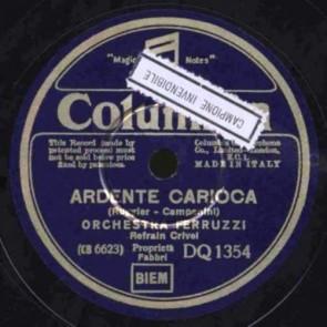 Ardente Carioca cover