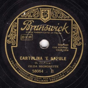 Cartulina 'E Napule cover