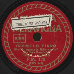 Dimmelo piano