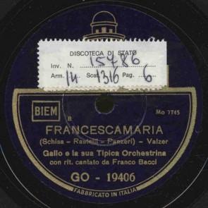 Francescamaria