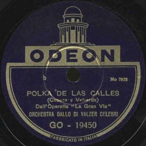 Polka de las calles