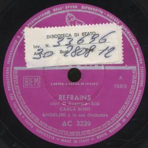 Refrains