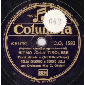 Ritmo Alla Tirolese cover