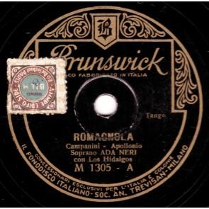 Romagnola cover