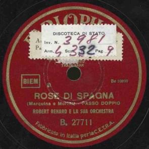 Rose di Spagna