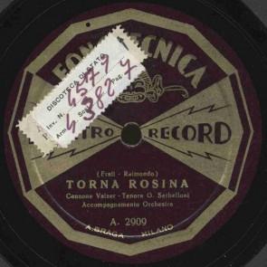 Torna Rosina