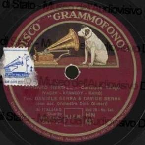 Zingaro Nero cover
