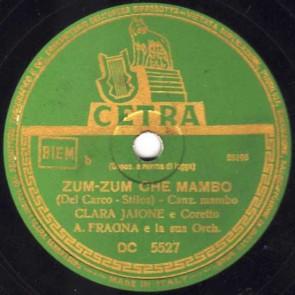 Zum Zum Che Mambo cover