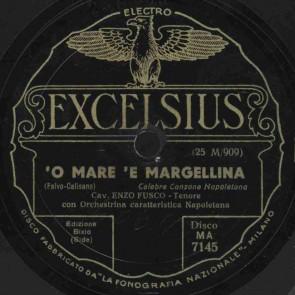 'O mare 'e Margellina