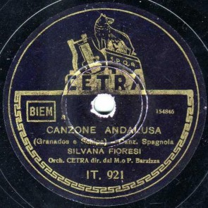 Canzone andalusa cover