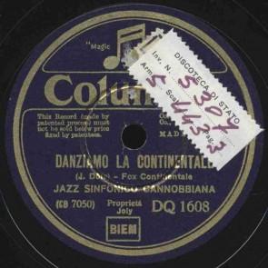 Danziamo la Continentale