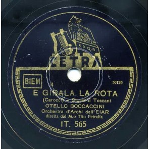 E Girala La Rota cover