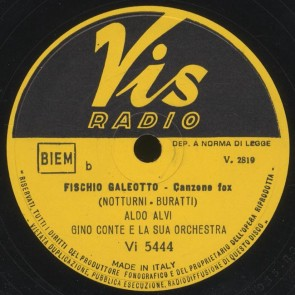 Fischio galeotto