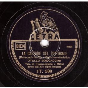 La Canzone Del Vetturale Copia Perfetta cover