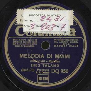 Melodia di Miami