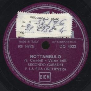Nottambulo