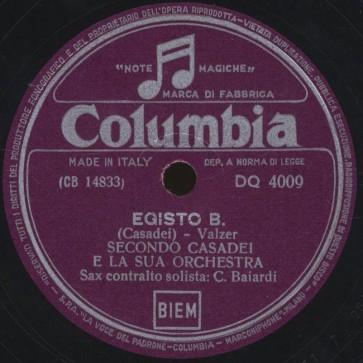 Egisto B.