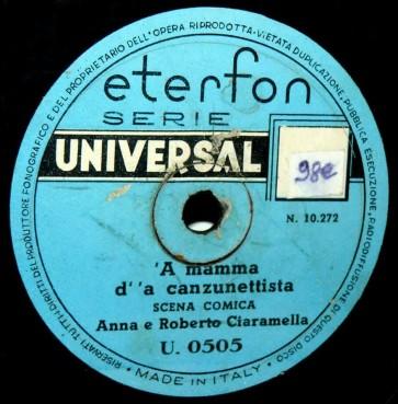 Scenetta Comica cover