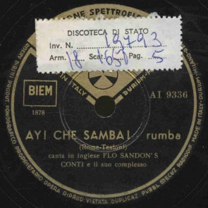 Ay! Che samba!