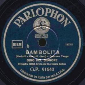 Bambolita cover