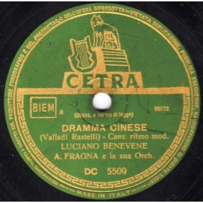 Dramma Cinese cover