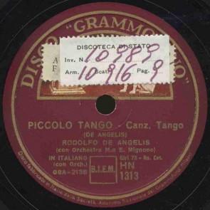 Piccolo tango