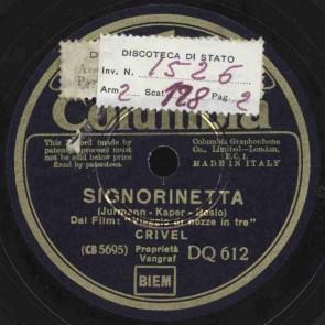 Signorinetta