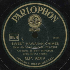 Sweet hawaiian chimes