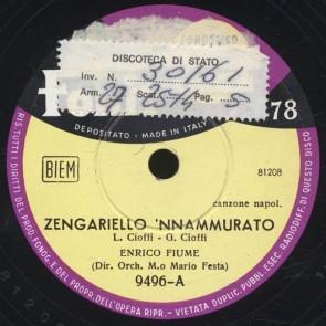 Zengariello 'nnammurato
