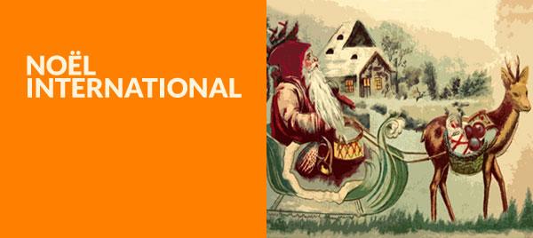 Natale internazionale