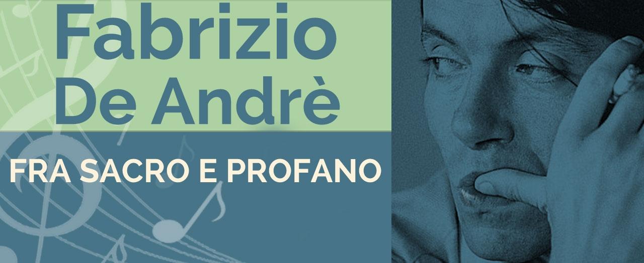 Fabrizio De Andrè - Fra sacro e profano playlist