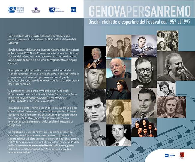 Genova per Sanremo