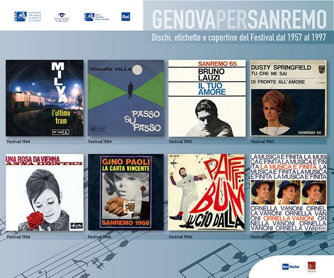 Copertine Genova per Sanremo 3
