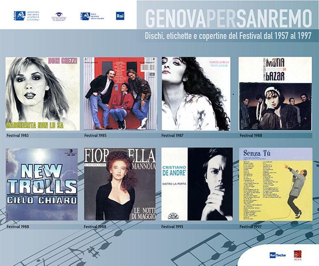 Copertine Genova per Sanremo 6