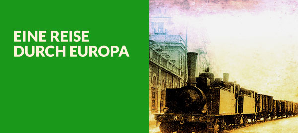 Viaggio in Europa